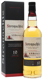 Stronachie Scotch Single Malt 10 Year 750ml